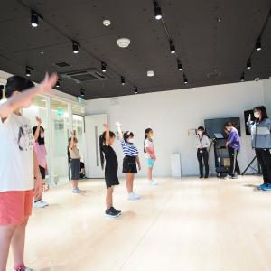ゼストエンタテインメントスクール、ダンスワークショップにSKEからなっきぃ先生が登場!未来のSKEメンバーを育てる
