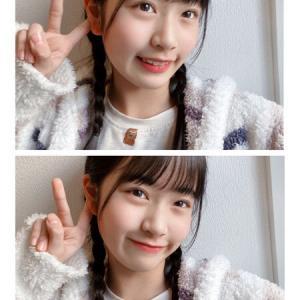 SKE48 杉山歩南 人生ではじめてアレを使う!