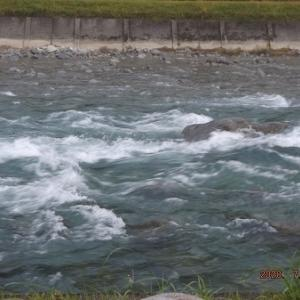 7月19日の馬瀬川