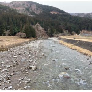 2021年  渓流解禁 馬瀬川上流
