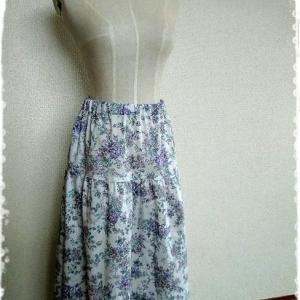♯31‐08 ティアードスカート