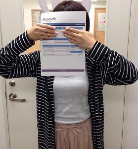 【MOS合格体験記】就転職に活用できる!