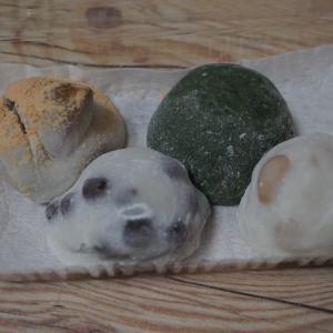出町ふたば豆餅他3種&伏見稲荷大社 (京都・出町柳)