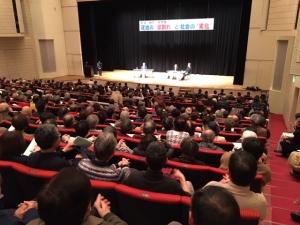 初めて高村薫の話を聞いた 豊中で「モリ・カケ・サクラ」集会