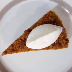 ナッツ&キャラメルチーズケーキ@スターバックスコーヒー