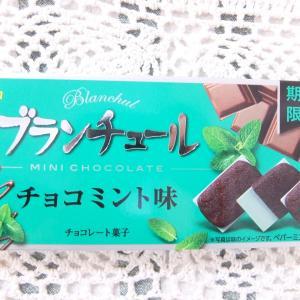最近食べたチョコミントまとめ