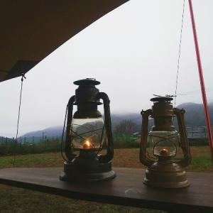 紅葉キャンプ、翌日