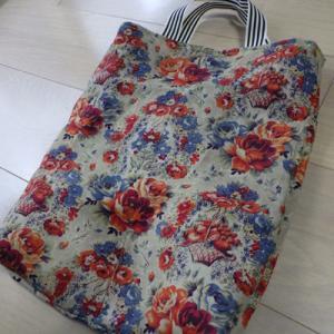 ビニール袋の整理袋