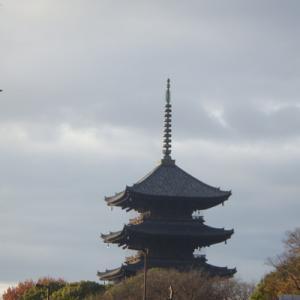 京都 東寺の弘法市に行って来た。R2.12.21。