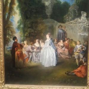憧れのロココ〜フランス絵画の精華展