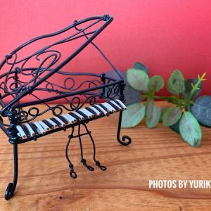 シンフォニーシリーズの第3段は、これまた素敵なグランドピアノ!