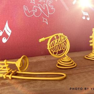 シンフォニーシリーズの最終回は金管楽器のトランペット、トロンボーン、ホルンの3つです!