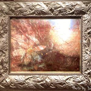 樹木さんやフラワーさんたちと一緒になって風に揺れてるような絵画をもっと作ってみたいかな。。