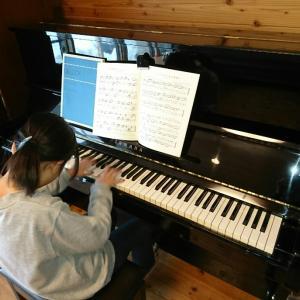我が家にピアノが・・