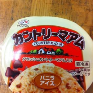 【アイス】カントリーマアム バニラアイス