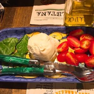 京都駅イタリアン Daniel's Mondo にんにくと生ハムのスープのソパ デ アホが美味しすぎる他全部~おいしい!(^^)!