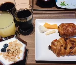 リッチモンドプレミア京都の朝食ビュッフェいっぱい食べたよ♪ おばんざいからアメリカンなチョコレートクッキーまで♪