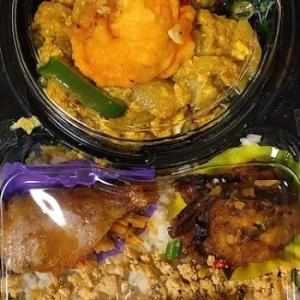 【チャンロイ】しっかりタイの味!!タイ料理持ち帰りお弁当屋さん、「チャンロイ」でエビと卵のカレー弁当とタイ風唐揚げがすっごく美味◎