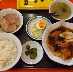 近所の大衆中華はやっぱり美味しい♪リピ店中華★春雨絶品!日本一かも(^_-)-☆酢豚もめちゃくちゃ美味しかった♪