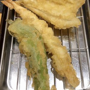 揚げたて天ぷら定食 まきのでランチ!チーズ天ぷらが最高!!