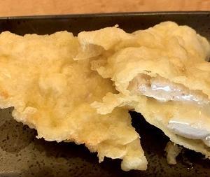 天ぷら てん助でチーズ天ぷらと天丼♪