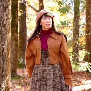 Feuilles d'automne dans la forêt
