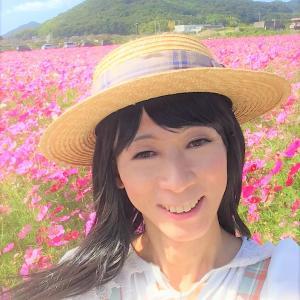 秋晴れ~お花畑の中で (ㆁᴗㆁ✿)