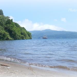 *夏の日の湖畔にて。。♪