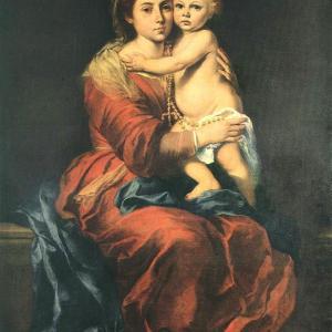 「ロザリオの月」&「ロザリオの聖母」のお話し