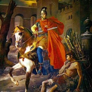「聖マルティヌス」のお話し