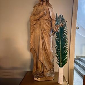 教会日記2020.4.6(カトリック成城教会「ロザリオの祈り」月曜日)