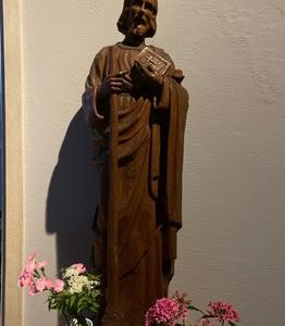 教会日記2020.6.12(カトリック成城教会「ロザリオの祈り」金曜日)