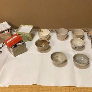 骨董品は、お茶に使えるか否かで決める・・・