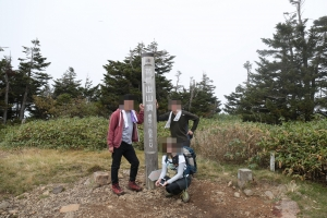 【百名山】苗場山 初級者、中級者向け 〜山頂に広がる大湿原〜 18/09/23