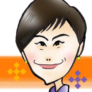 ホラン千秋さんの似顔絵