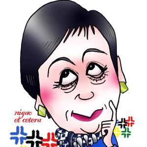 田村憲久氏の似顔絵