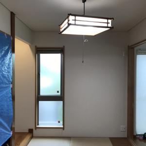 枚方市から和室とトイレのクロス張替えのご依頼でした