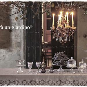新商品~ フィオリラ ウン ジアルディーノの「庭にいるような心地よさ」の世界…