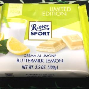バターミルクレモンチョコ:リッタースポーツ