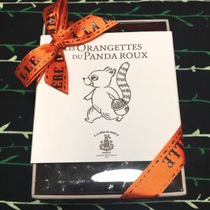 オランジェット:アラメールドファミーユ /Orangettes du panda roux : A La Mere de Famille