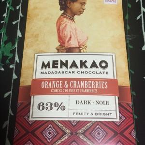 メナカオ オレンジ&クランベリー  : MENAKAO
