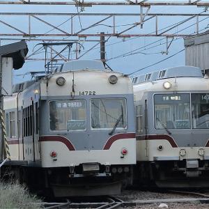 嗚呼、雷鳥電車(富山地方鉄道)