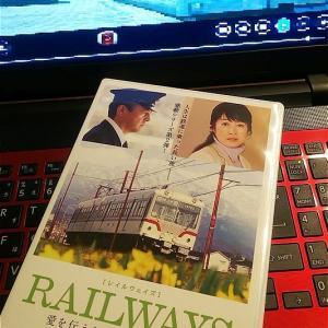 映画で想う、雷鳥電車60形(富山地方鉄道)