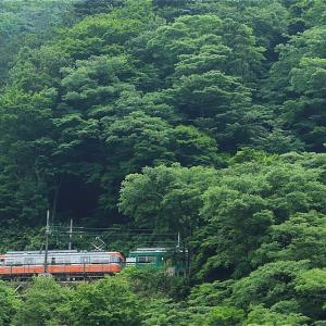来るべき日に向けて(箱根登山鉄道)