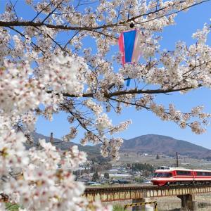 春の追加演習(長野電鉄)