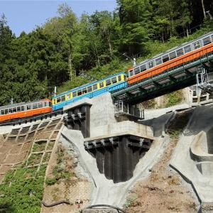 試練を越えて、ビュースポット(箱根登山鉄道)