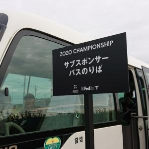 ZOZOチャンピオンシップ(1)!!