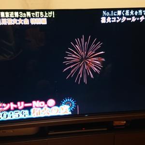 隅田川花火(2)!!