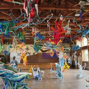 <LINEトラベルjp>に「絵本と木の実の美術館」の記事が掲載されました