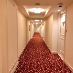 名古屋マリオットホテルで頑張るアロマセラピスト